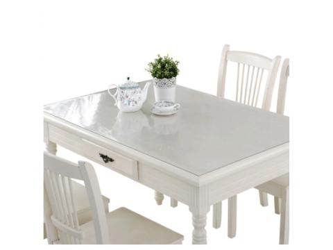 Elastyczne podkładki na stół maty na wymiar elastyczne PCV 1mm